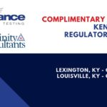 Complimentary Luncheon - Kentucky Air Regulatory Updates with Alliance Source Testing and Trinity Consultants