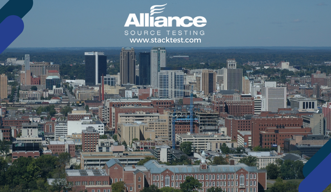 Alliance Source Testing adds resources in Southern Region