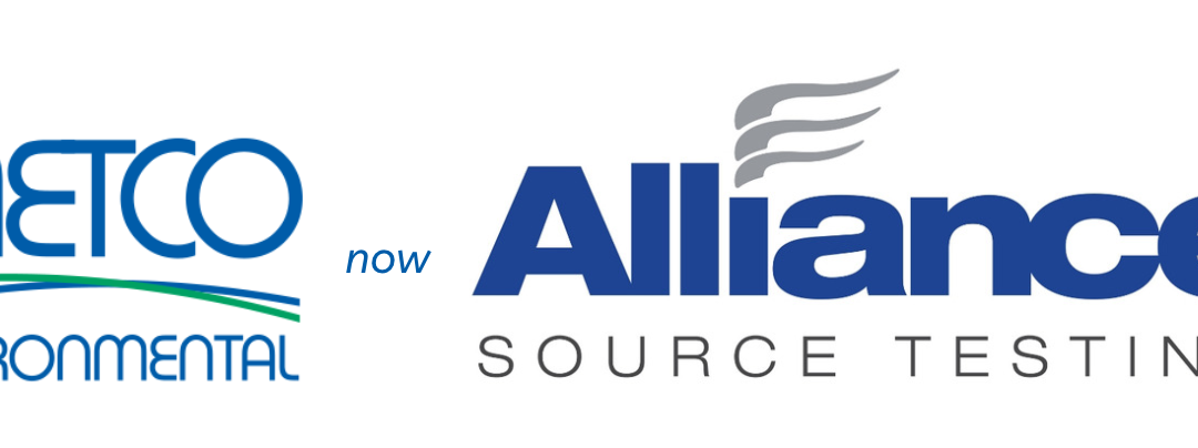 Expansion Continues for Alliance Source Testing with Acquisition of METCO